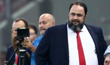Μαρινάκης σε παίκτες: «Θέλω τον λόγο σας ότι θα κερδίσουμε τον Παναθηναϊκό»
