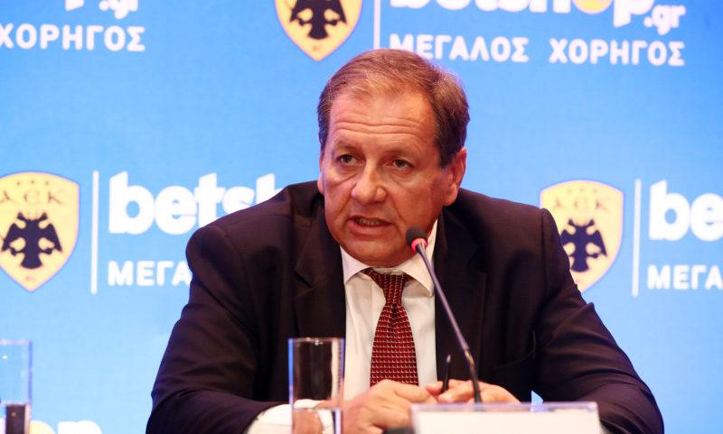 Αγγελόπουλος: «Οι τελευταίοι θρίαμβοι της Ελλάδας έχουν κιτρινόμαυρο χρώμα»