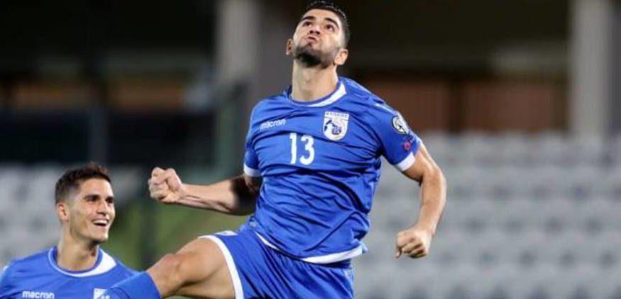Νίκη... παρηγοριάς για την Κύπρο, 4-0 το Σαν Μαρίνο