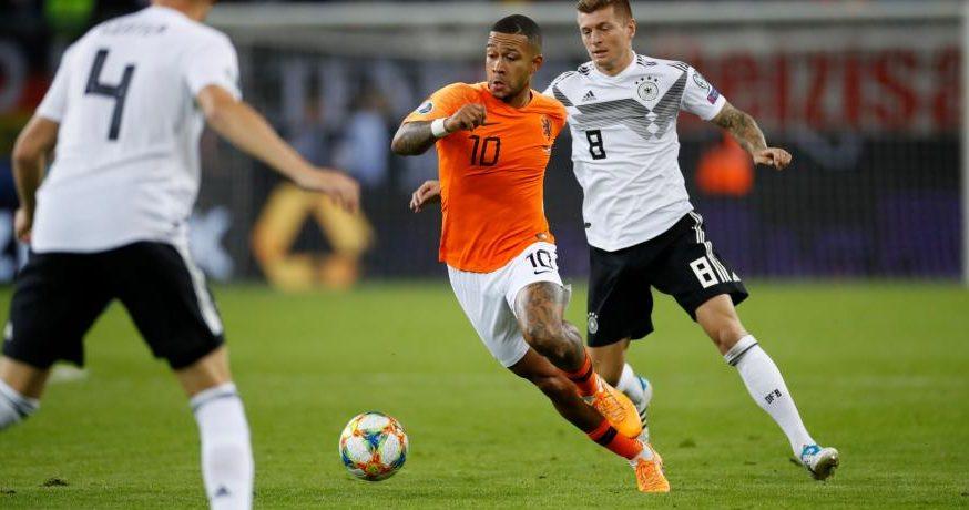 Πάρτι της Ολλανδίας με 4 γκολ και ανατροπή μέσα στην Γερμανία! (VIDEO)