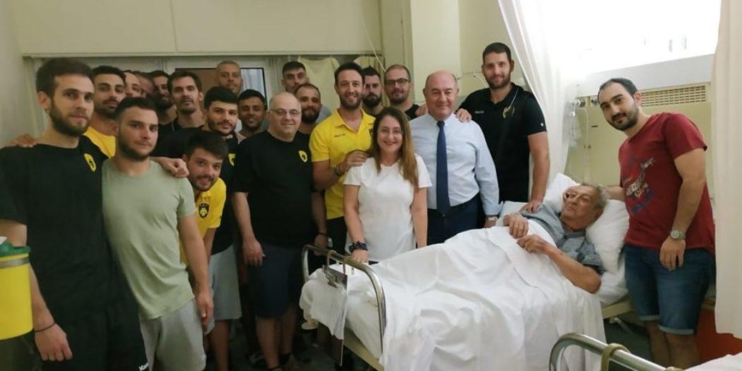 «Εφυγε» ο Ανδρέας Παπασταμάτης - Συλλυπητήρια ανακοίνωση από την Ερασιτεχνική ΑΕΚ