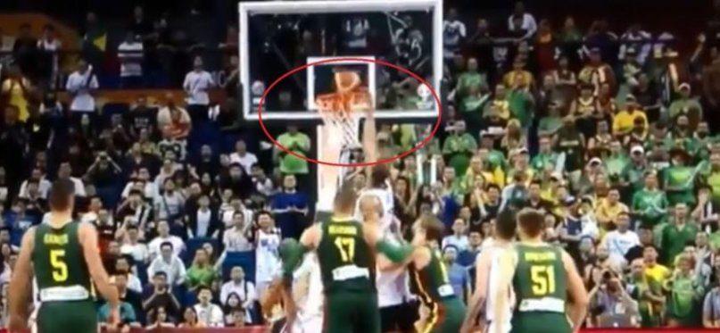 H FIBA αναγνώρισε το λάθος στο Γαλλία-Λιθουανία και τιμώρησε τους διαιτητές (VIDEO)
