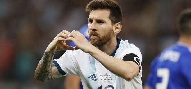 Το πανηγυρικό μήνυμα του Μέσι για την πρόκριση της Αργεντινής στον τελικό (VIDEO)