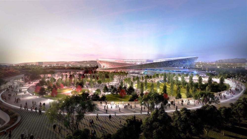 Τρομερό το επίσημο σχέδιο για το νέο γήπεδο των Ίντερ-Μίλαν (ΦΩΤΟ-VIDEO)