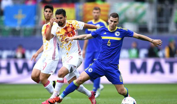 «Επιστρέφει στην Εθνική Βοσνίας ο Βράνιες»