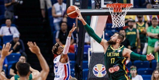 Μουντομπάσκετ 2019: Ξεπέρασε την απογοήτευση η Λιθουανία και ξέσπασε στην Δομινικανή Δημοκρατία