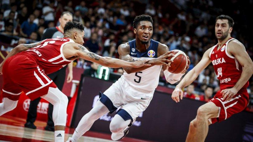 Μουντομπάσκετ 2019: Οι ΗΠΑ νίκησαν (87-74) τη Πολωνία και πήραν την 7η θέση