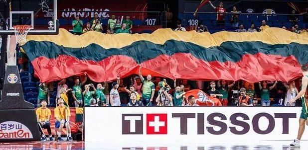Μουντομπάσκετ 2019: Οι οπαδοί της Λιθουανίας έβριζαν τη FIBA