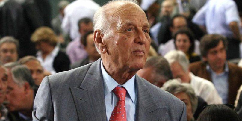 Τη Δευτέρα 16 Σεπτεμβρίου η κηδεία του Αντώνη Λιβάνη
