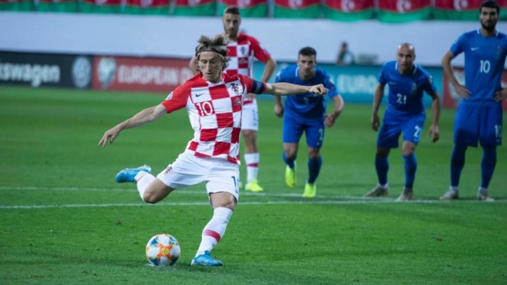 Κάζο για Κροατία από Αζερμπαϊτζάν (VIDEO)