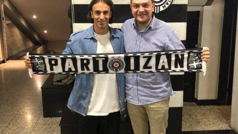 Επέστρεψε στην Παρτιζάν ο Μάρκοβιτς!