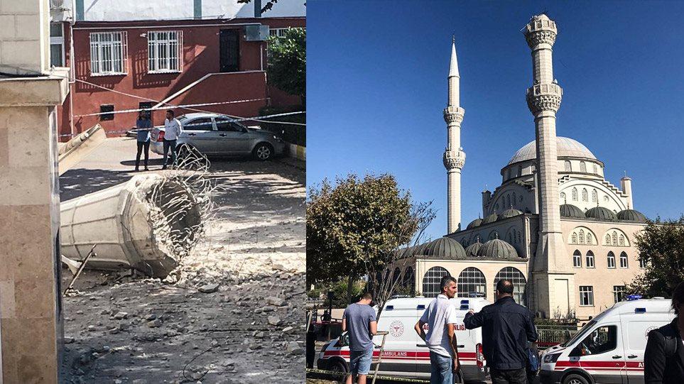 Ισχυρός σεισμός 5,7 Ρίχτερ στην Κωνσταντινούπολη