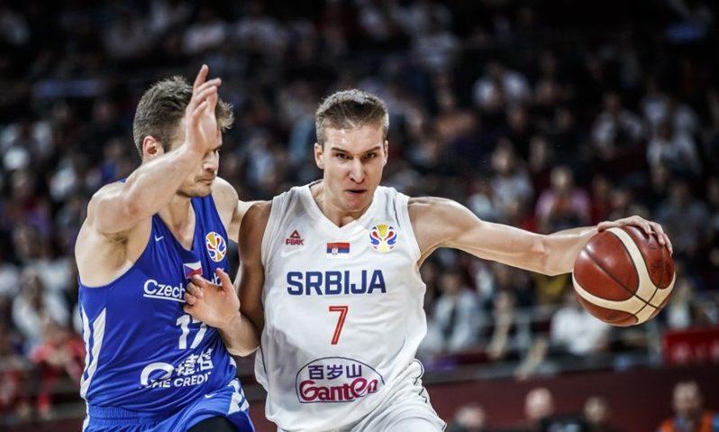 Μουντομπάσκετ 2019: Νίκησαν τους Τσέχους και τερμάτισαν πέμπτοι οι Σέρβοι