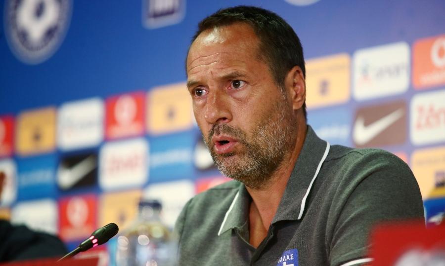Φαν'τ Σιπ: «Μας εξέπληξε ο Μπακασέτας, τέλεια ευκαιρία να δούμε παίκτες με τη Βοσνία»
