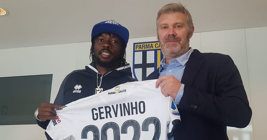Ζερβίνιο... 2022 στην Πάρμα