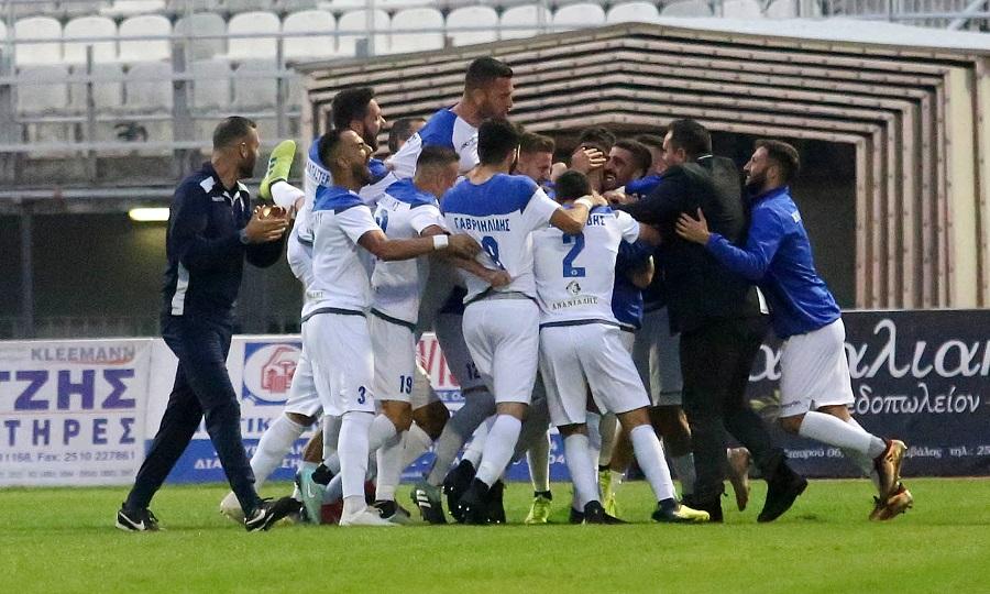 Κύπελλο Ελλάδος: Σόκαρε... τον ΟΦΗ η Καβάλα (2-0)!