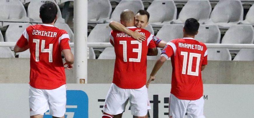 Προκρίθηκε στο Euro 2020 η Ρωσία με... πεντάρα στην Κύπρο!