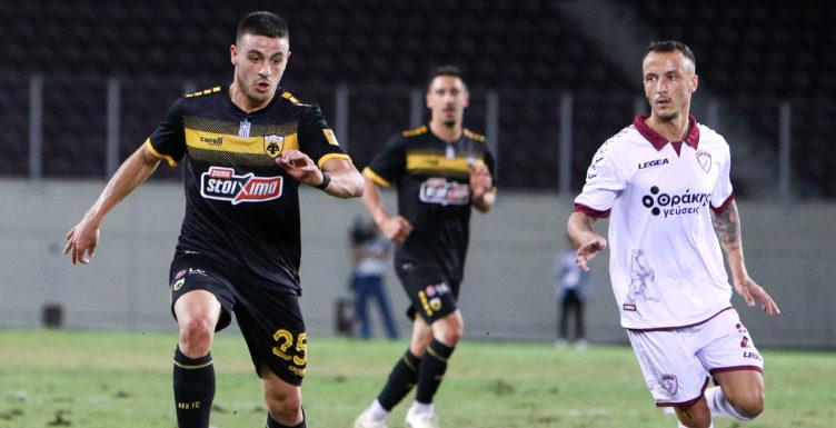 Φάσεις από το Λάρισα-ΑΕΚ 0-0 (VIDEO)