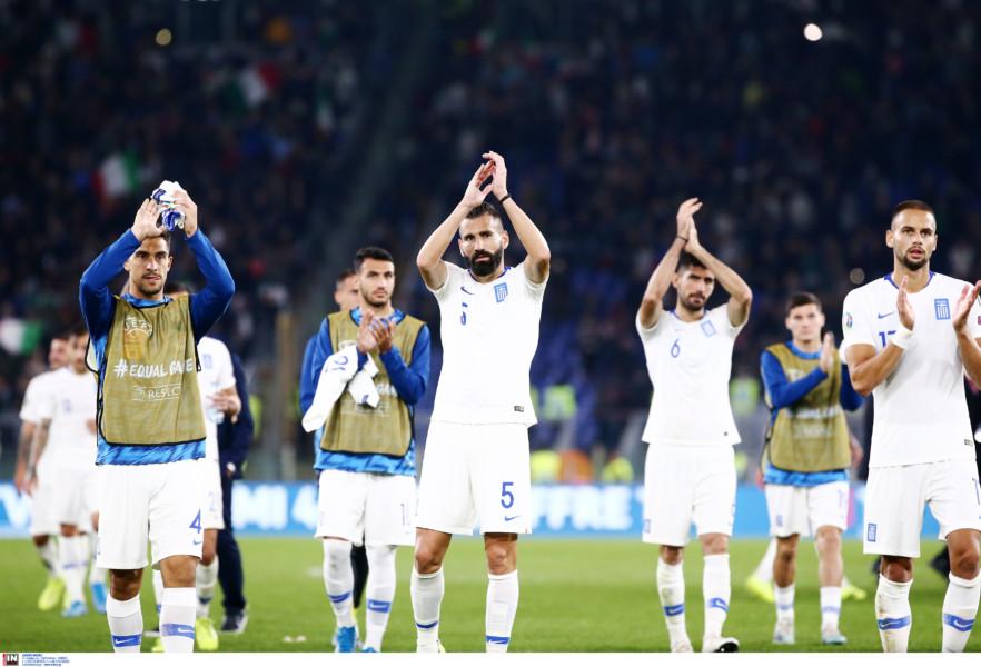 Με πιο τολμηρή συνταγή και στόχο τη νίκη κόντρα στην Βοσνία σήμερα η Εθνική!