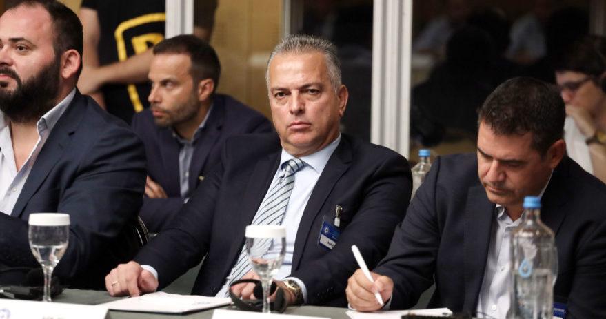 Δημητριάδης: «Μετά το VAR, γραμμή οφσάιντ και Goal Line Technology»