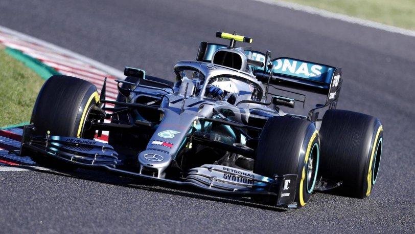 Formula 1: Πρωταθλήτρια η Mercedes - Νικητής ο Μπότας στην Ιαπωνία