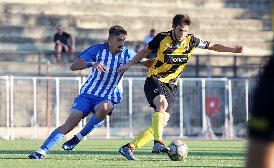 Στην Εθνική U17 Αγγελόπουλος και Τσιόκρης