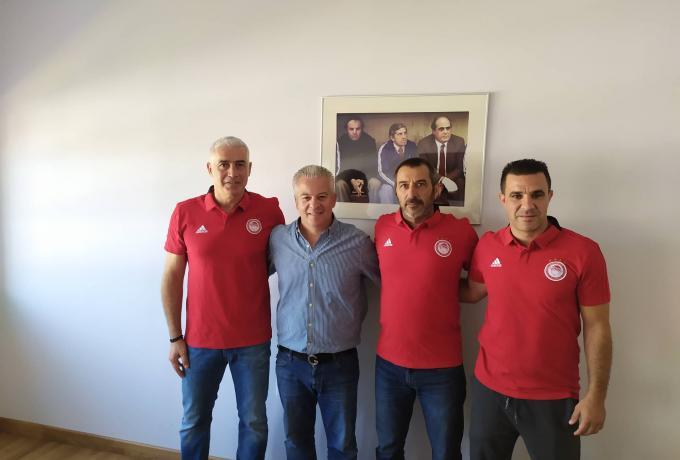Επέστρεψε στον Ολυμπιακό ο Αντώνης Νικοπολίδης