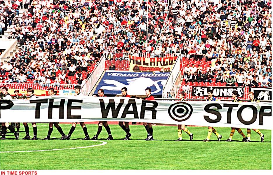 Τα ψεύτικα τα ΛΟΓΙΑ τα μεγάλα των UEFA-FIFA και οι ΠΡΑΞΕΙΣ των πραγματικά ΜΕΓΑΛΩΝ!