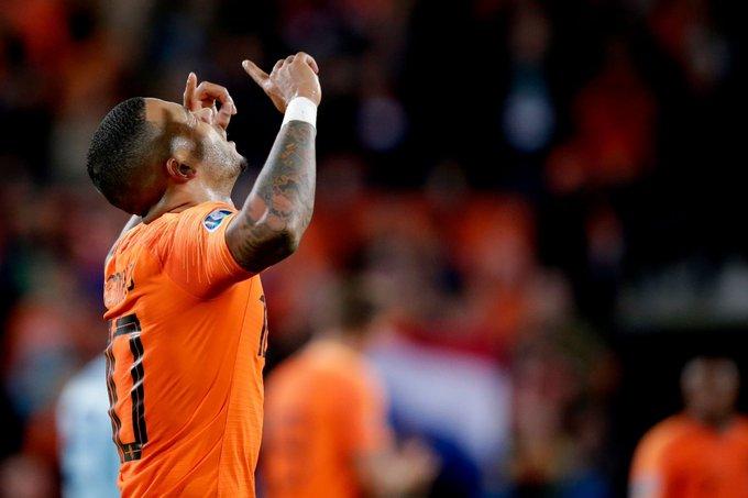 Προκριματικά Euro 2020: Επική ανατροπή και νίκη (3-1) η Ολλανδία, «ξέσπασε» το Βέλγιο (9-0) το Σαν Μαρίνο