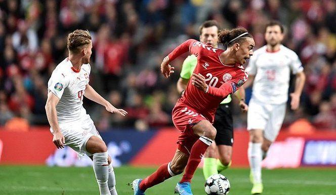 Προκριματικά Euro 2020: Νίκη-ελπίδας για τη Βοσνία, πήρε το ντέρμπι η Δανία κόντρα στην Ελβετία