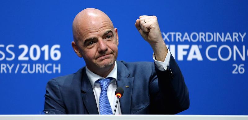 Ινφαντίνο: «Να επενδύσουμε 1 δισ. ευρώ στο γυναικείο ποδόσφαιρο»