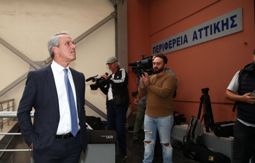 Ανδριόπουλος: «Όλα καλά στη συνάντηση με την Περιφέρεια»