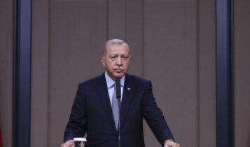 Προκλήσεις Ερντογάν: «Στην Ελλάδα φτάνουν 100 άνθρωποι κι εμείς έχουμε 4.000.000»