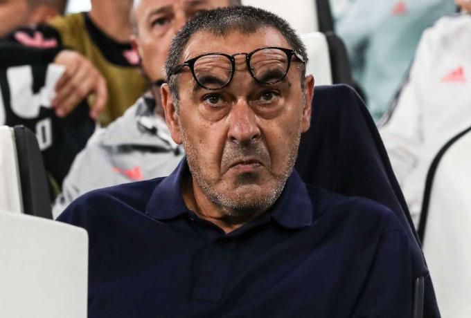 Kανένα άγχος για το Ίντερ - Γιουβέντους ο Σάρι: «Υπάρχουν ακόμη 31 αγώνες»