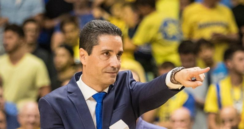 Σφαιρόπουλος: «Δεν παίζουμε καλή άμυνα στα τελευταία ματς για αυτό χάνουμε»