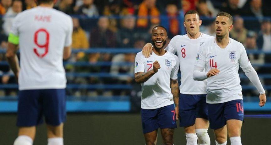 Έριξε εφτάρα η Αγγλία στο Μαυροβούνιο!