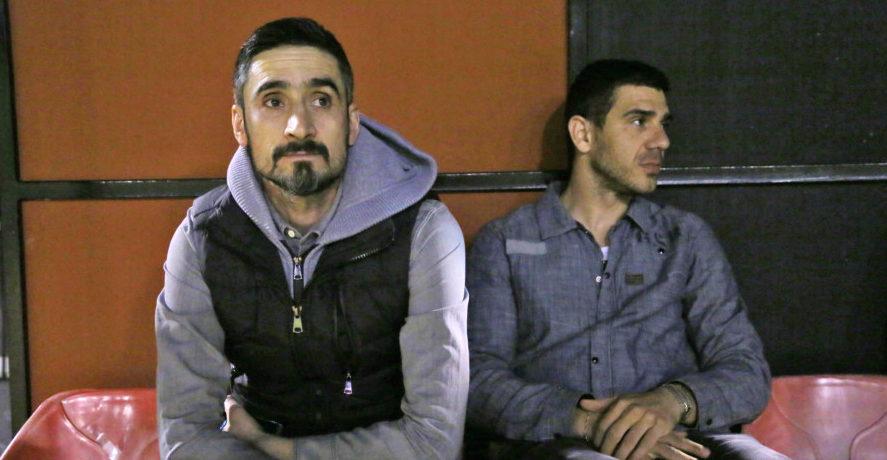 Ο Λυμπερόπουλος είδε την Εθνική με Κατσουράνη-Φορτούνη (ΦΩΤΟ)