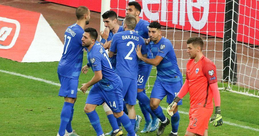 Τα γκολ στο Ελλάδα-Φινλανδία 2-1 (VIDEO)