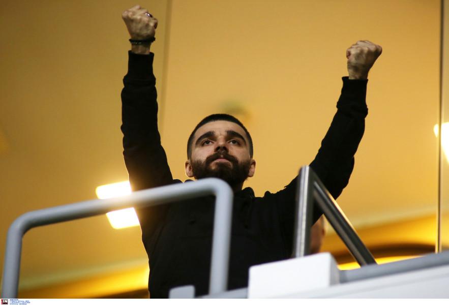 Σαββίδης: «Θέλω DPG στο ποδόσφαιρο, mexritelous στο μπάσκετ» (ΦΩΤΟ)