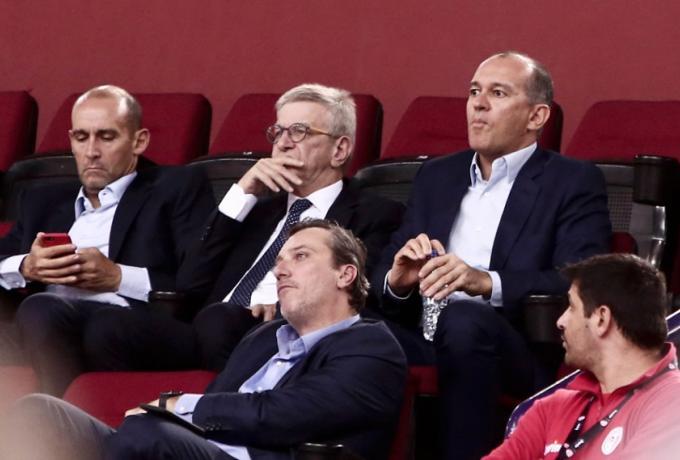 Αποδοκιμασίες στο ΣΕΦ μετά την ήττα του Ολυμπιακού από την Εφές