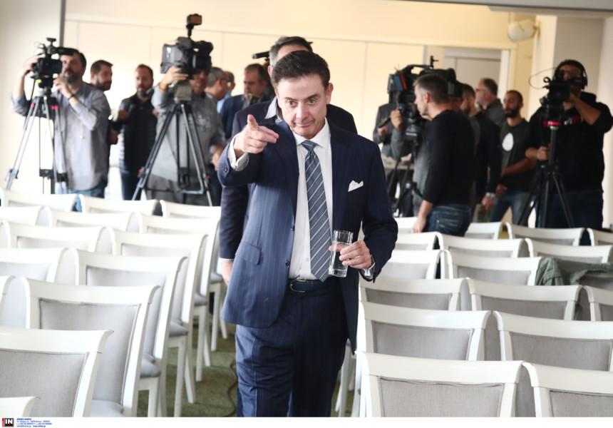 Πιτίνο: «Δεν είναι σίγουρη η συμμετοχή του Αντετοκούνμπο στο Προολυμπιακό»