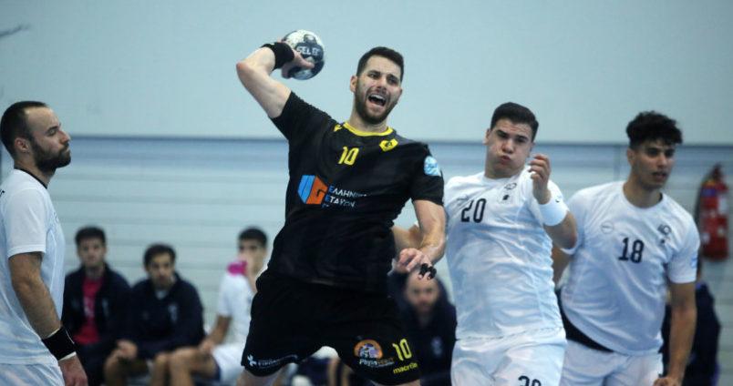 Νικολαΐδης: «Η ομάδα αξίζει να είναι ψηλά και αυτό θα κυνηγήσουμε»