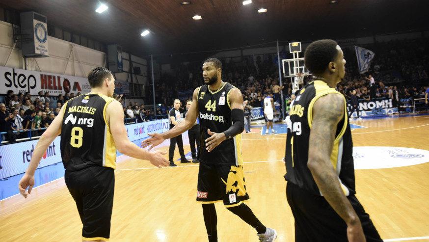 Ολόκληρο το πρόγραμμα της ΑΕΚ στον πρώτο γύρο της Basket League