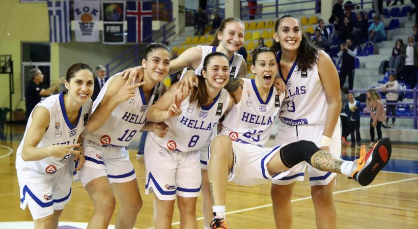 Στο... ρελαντί η Εθνική Γυναικών την Ισλανδία