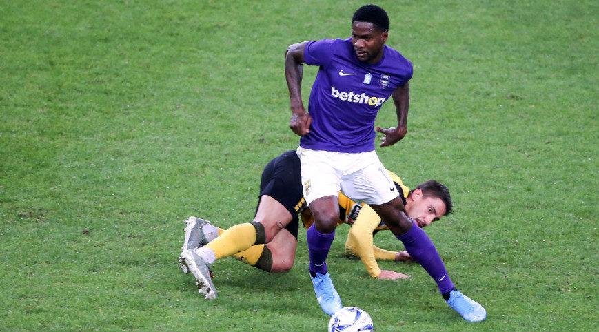 Δύο αγωνιστικές στον Ιντέγε για την αποβολή στο παιχνίδι με την ΑΕΚ