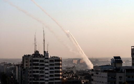 Επίθεση με ρουκέτες στο Ισραήλ-Αναβλήθηκε ο αγώνας της Μακάμπι (ΦΩΤΟ-VIDEO)