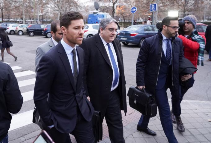 Aθώος ο Τσάμπι Αλόνσο για την υπόθεση της φοροδιαφυγής