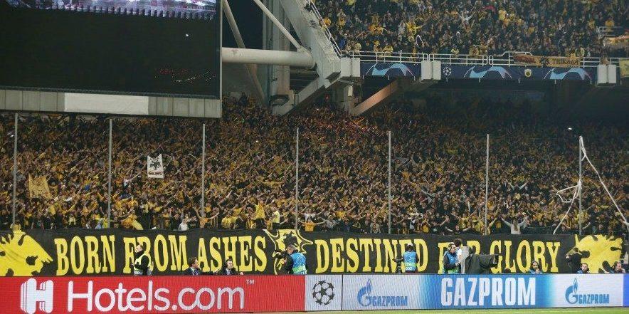 Τρίτη η ΑΕΚ στην πώληση εισιτηρίων φέτος στην Super League