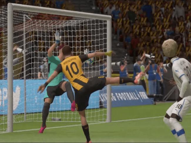 Αλλαγή τεχνικής ηγεσίας στην ομάδα της ΑΕΚ στο FIFA 11vs11