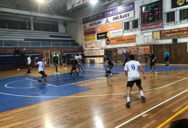 Εντυπωσιακοί οι Έφηβοι της ΑΕΚ - Νίκησαν (53-28) τον Πανελλήνιο